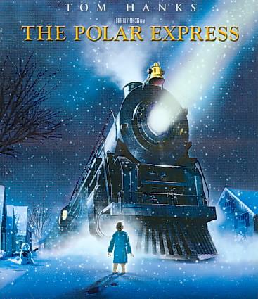 POLAR EXPRESS BY HANKS,TOM (Blu-Ray)